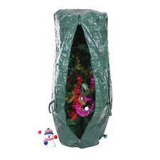 9 FT Christmas Tree Storage Bag Dark Green Large Heavy Duty Handles Zipper