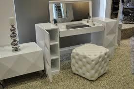 Modern Makeup Vanity Table Bedroom Vanities Design Ideas Inside