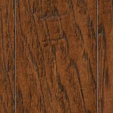 Millstead Flooring Home Depot by Millstead Take Home Sample Hand Scraped Hickory Chestnut Solid