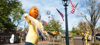Sycamore Pumpkin Fest Flag by Annual Events Bucks County Pennsylvania