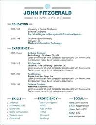 Sample Resume Template Word Malaysia Of Bold Free Professional
