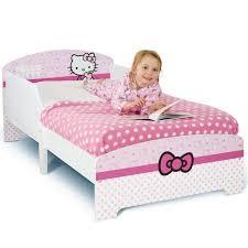 chambre fille hello hello lit enfant 70 x 140 cm achat vente structure de