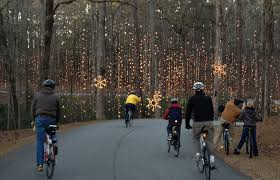 Tickets for Bicycle Night at Callaway Gardens in Pine Mountain