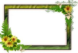 Picture Frames Desktop Wallpaper Flower Clip Art