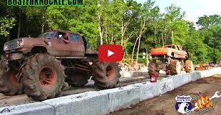 100 Truck Tug Of War CHEVY Vs DODGE MUD TRUCK TUG OF WAR Speed Society
