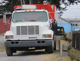 100 Cow Truck Methane Gas From Cow Poop Fuels Marin County Farm Truck The