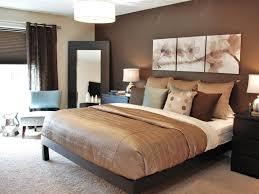 Awesome Dark Brown Bedroom Furniture And Excellent Light Design
