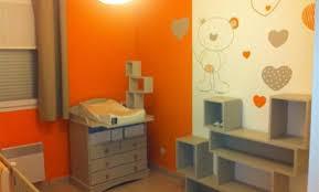 chambre orange et marron déco chambre orange et gris 29 paul chambre ado noir et
