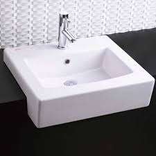 Trough Bathroom Sink With Two Faucets Canada by Alluring 80 Undermount Bathroom Sink Canada Decorating