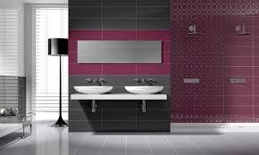 salle de bain mauve carrelage de salle de bain pamesa mood malva et marengo porto venere
