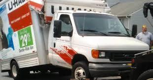 100 Uhaul 14 Truck 6 Injured In Newarkarea UHaul Crash