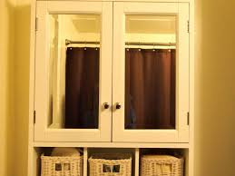 Bathroom Wall Cabinets With Towel Bar by Oak Bathroom Wall Cabinets With Cabinet Towel Bar Wood And Square