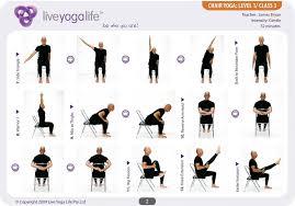 Easy Yoga Poses For Seniors
