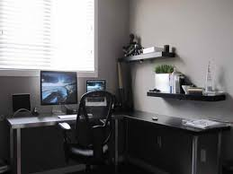 Fancy Corner Office Desk IKEA Ikea Home Furniture For Small
