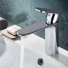 woohse wasserhahn bad armatur einhandmischer waschtischarmatur mischbatterie waschbecken badarmatur modern waschtischmischer für spülebecken