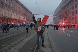 WATCH Huge FarRight Polish Independence March That Shocked The