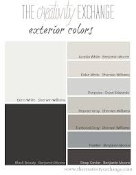 Tips And Tricks For Choosing An Exterior Color Palette The Creativity