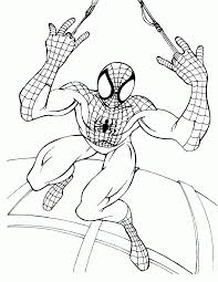 Free Printable Spiderman Vs Elsa Coloring Pages