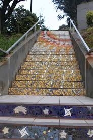 16th Avenue Tiled Steps Project by Beautiful Photos Of 16th Avenue Tiled Steps Project In San