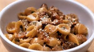 Orecchiette With Sausage Brown Butter And Sage Recipe