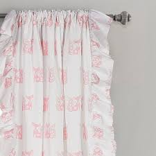 White Ruffle Curtains Target by Ruffle Curtains Target