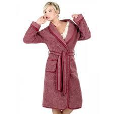 robe de chambre le robe de chambre en mérinos vent d ailleurs