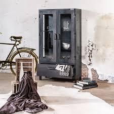 esszimmermöbel im industrial style roher stahl und