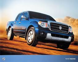 2012 Suzuki Equator Pickup Truck New Vehicle Brochure | EBay Salvage 2011 Suzuki Equator Rm Truck For Sale Photos 2010 Equator 2012 News And Information Nceptcarzcom Crew Cab 2009 Sale In Calgary Verdict Rmz4 Sport Motor Trend You Dont See These On Here Too Often My Trucks Ba Front End Damage 5z6bd06t79c411990 Sold Todd Boltons Whewell Suzuki Specs Photos