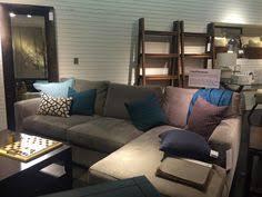 axis ii 3 piece sectional sofa crates barrels and living room sofa