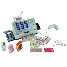 Just Like Home Talking Cash Register Playset - Toys R Us - Toys