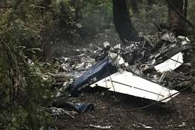100 Flying Cloud Camp Process To Identify Those Killed In Gabriola Plane Crash
