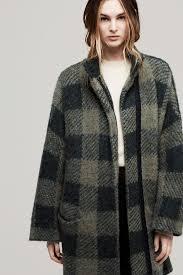 rag u0026 bone cammie sweater coat in green lyst