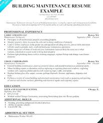 Aircraft Maintenance Technician Resume Example Electrical Sample