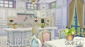 Simkea Felicity Kitchen O Sims 4 Downloads