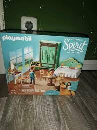 playmobil spirit luckys schlafzimmer 9476