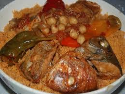recette cuisine couscous tunisien recette couscous au poisson