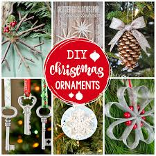 70 Christmas Decorations Ideas To Try This Year A DIY Projects