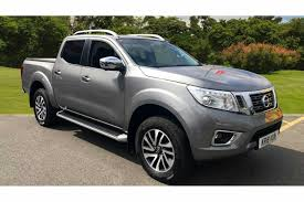 Nissan Navara │Grey│for Sale In Northampton│Nissan Used Cars UK ...