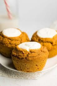 Tim Hortons Pumpkin Spice Latte Calories by Skinny Pumpkin Cream Cheese Muffins Starbucks Copycat Amy U0027s