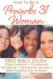Proverbs 31 Woman Bible Study