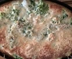 quiche sans pâte au choux fleur et brocoli recette de quiche