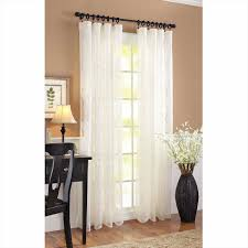 target kitchen curtains window treatments adeal info