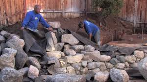 How To Build A Waterfall - Part 1 - YouTube Build Backyard Waterfall Stream Easy Pond Waterfalls A And Backyards Ergonomic Building Diy Youtube Water Features For Any Budget The Guy Tutorial 1 How To Build A Small Backyard Directions Installing Pondless Without Buying An Building Pond 28 Images Home Decor Diy Project How Wondrous Ideas Remodelaholic On Indoor Pond With Waterfall Landscape Ideasbackyard Ideasmonmouth County Nj Bjl