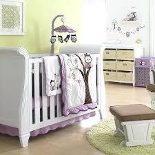 crib bedding baby owl nursery theme decor – gofunderfo