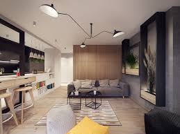 A 60s Inspired Apartment With Creative Layout And Upbeat Vibe