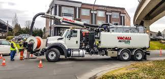 100 Sewer Truck Vacall CleanersJettersStreet SweepersHydro ExcavatorsCatch