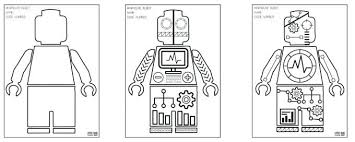 Lego Ninjago Coloring Pages Kai Zx Free Robot Printable Sheets