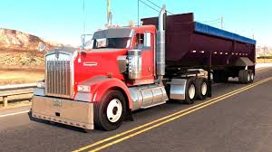 American Truck Simulator - Kenworth W900 Day Cab, Dump Trailer Pick ... Pictures Of Kenworth Trucks With Cute Girls Google Search Old Kenworth T680 Trucks For Sale Cmialucktradercom American Truck Simulator Kenworth W900 Trailer Pick Up From San Long Final Farming 2017 Mod Fs 17 Pickup Sales Paclease Used Defender Bumper Cs Diesel Beardsley Mn Pin By Cristina Domene On Pinterest Select Pete Getting Allison Tc10 Auto Trans Werts Welding Division Looking For Info Semis Converted To Pickups Drop Visors6 Different Styles And Other Custom Visors 12 Gauge Custom