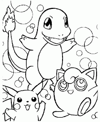 Phone Coloring Printable Pages Of Pokemon About Pdf