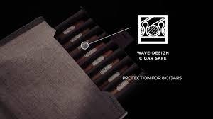 Cigar Cabinet Humidor Uk by Travel Humidor Youtube
